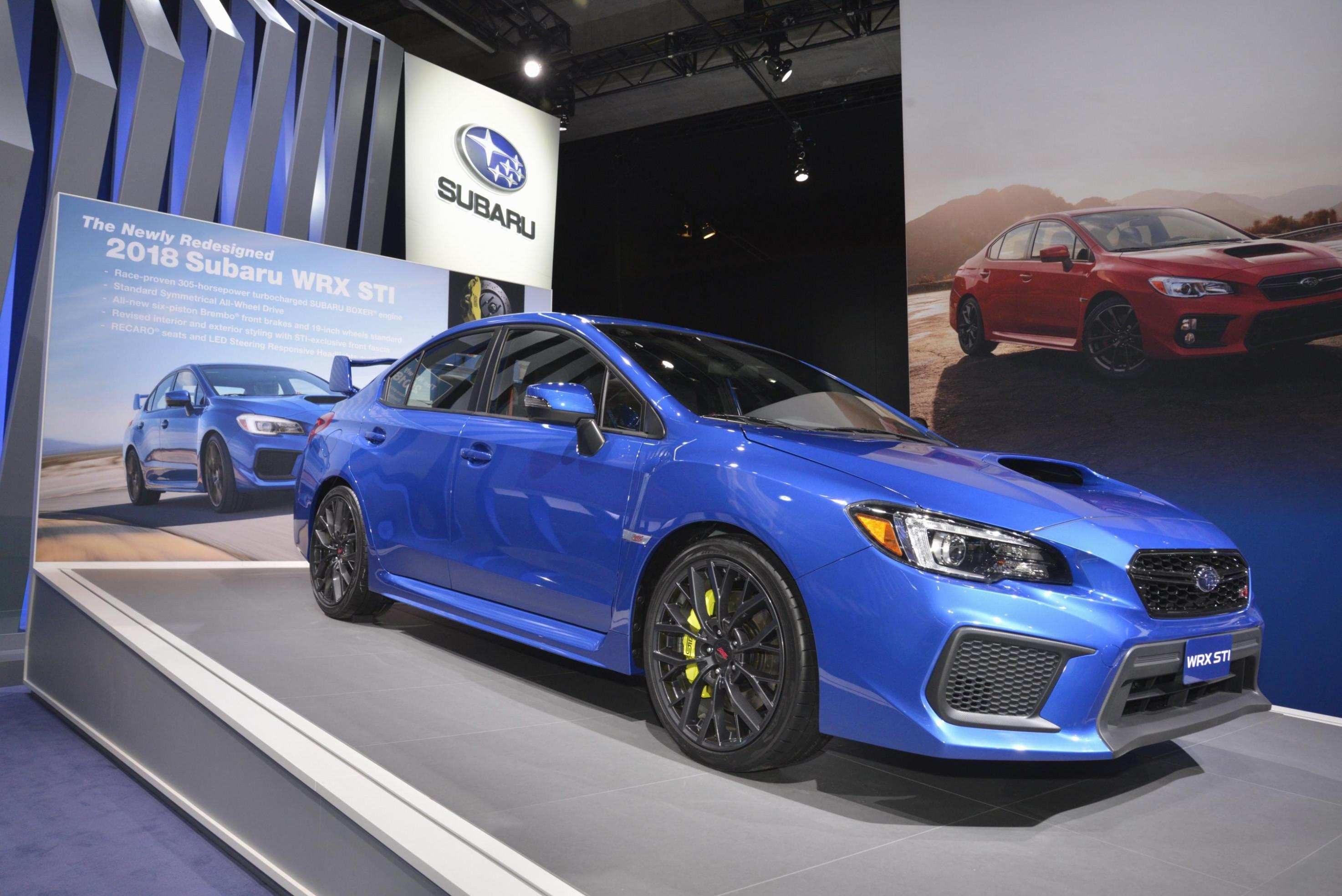 44 The Best 2019 Wrx Sti Hyperblue Release Date