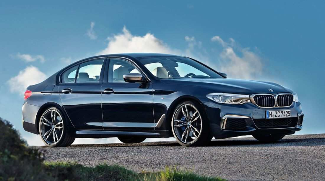 44 The Best 2020 BMW 550I New Review