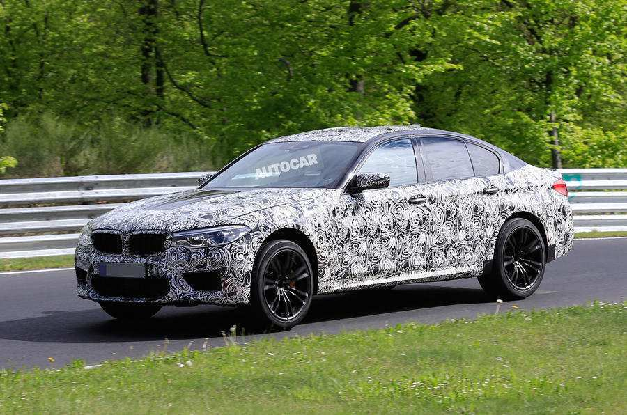 44 The Best 2020 BMW M5 Get New Engine System Performance And New Engine