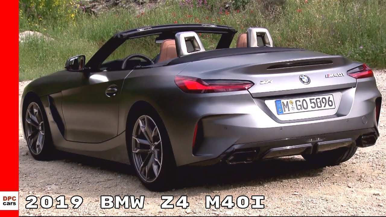 44 The Best 2020 BMW Z4 M Roadster Model