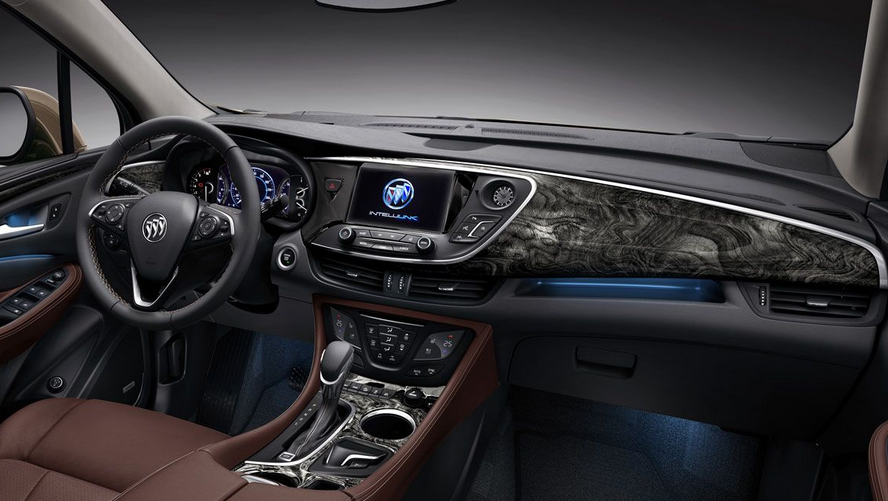 44 The Best 2020 Buick Envision Interior Spy Shoot