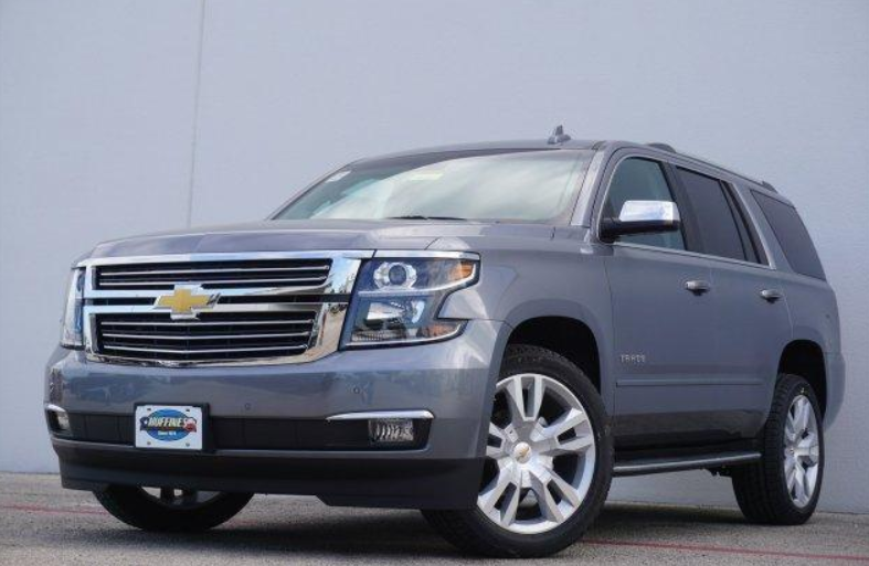 44 The Best 2020 Chevrolet Suburban Interior