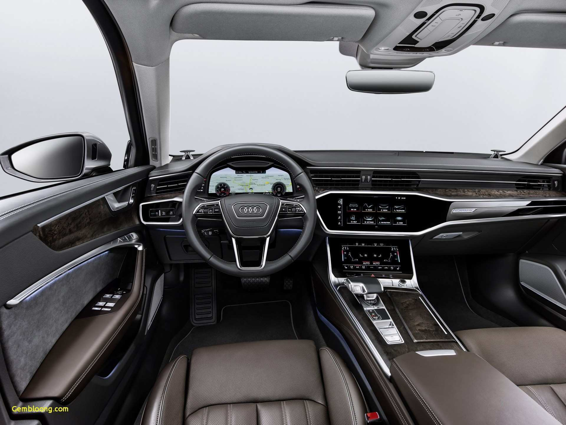 44 The Best 2020 Chevy Impala Ss Ltz Interior