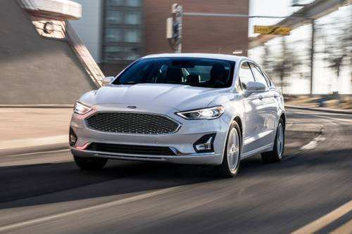 44 The Best 2020 Ford Fusion Price Design And Review