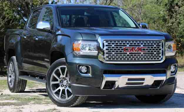 44 The Best 2020 GMC Canyon Denali Images