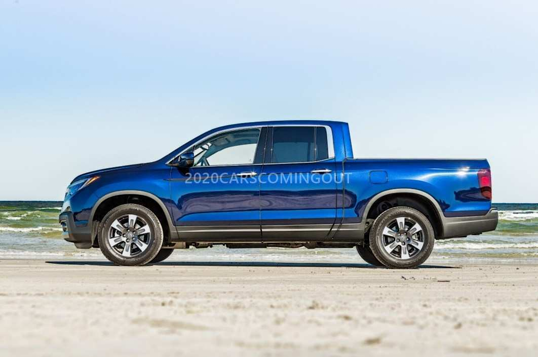 44 The Best 2020 Honda Ridgeline Concept And Review