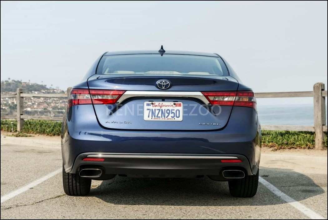 44 The Best 2020 Toyota Avalon Hybrid First Drive