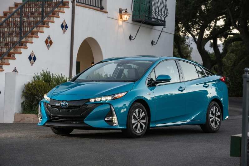 44 The Best 2020 Toyota Prius Pictures New Model And Performance