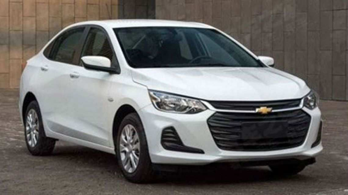 44 The Best Chevrolet 2020 Argentina Pictures
