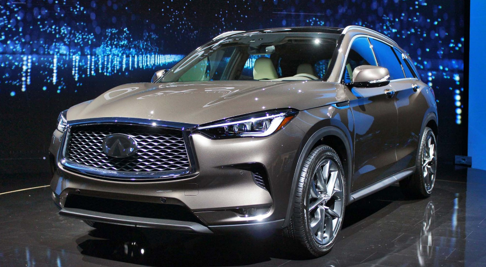 44 The Best Infiniti Qx50 2020 Redesign And Concept