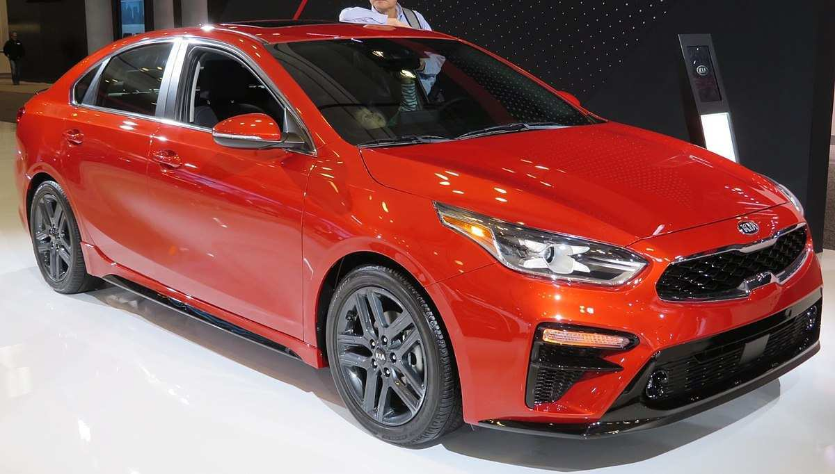 44 The Best Kia Forte Koup 2019 Picture