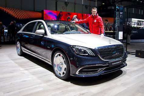 44 The Best Mercedes S650 Maybach 2019 Concept And Review