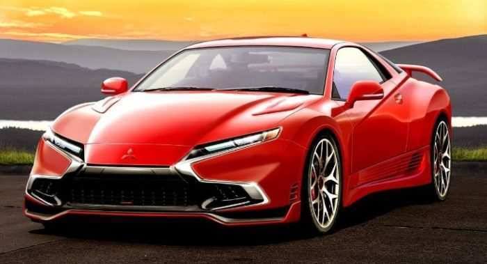 44 The Best Mitsubishi 3000Gt 2020 Exterior And Interior