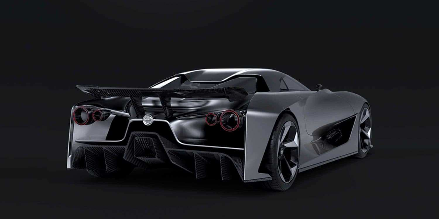 44 The Best Nissan Gtr 2020 Concept Picture