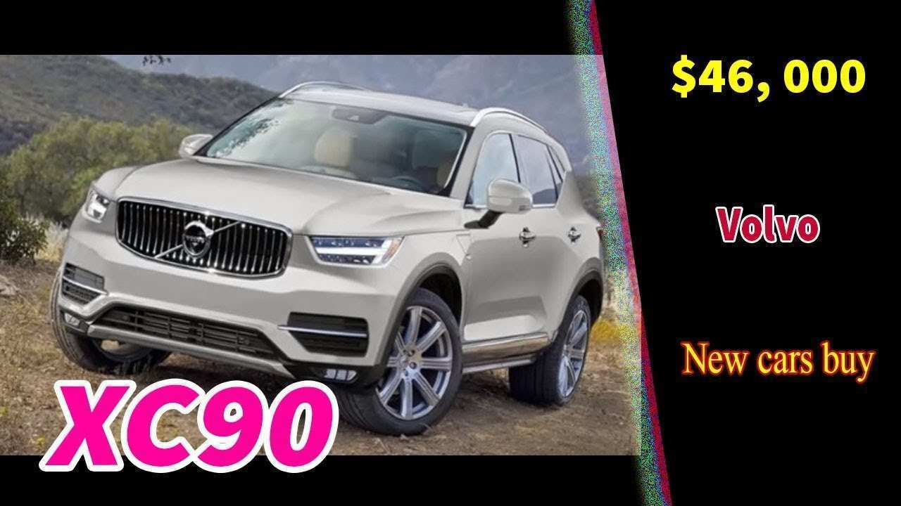 44 The Best Volvo Xc90 Model Year 2020 Concept And Review