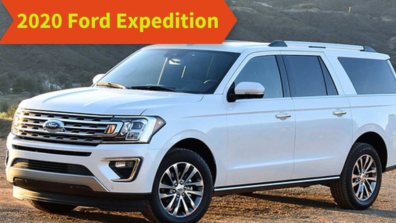 44 The Ford Expedition 2020 Images