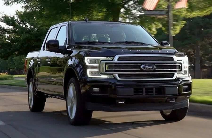 44 The Ford Pickup 2020 Spesification