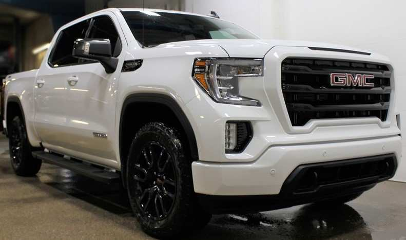 44 The GMC Elevation 2020 Specs