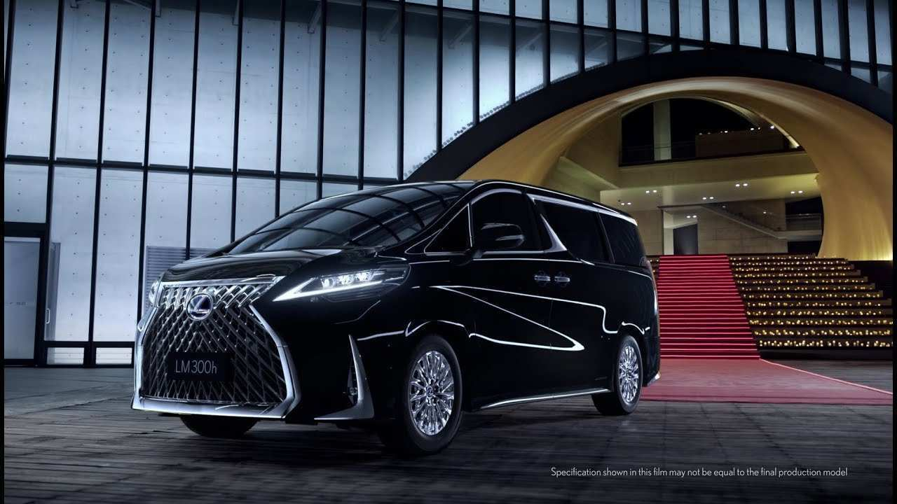44 The Lexus Van 2020 Price Redesign And Review