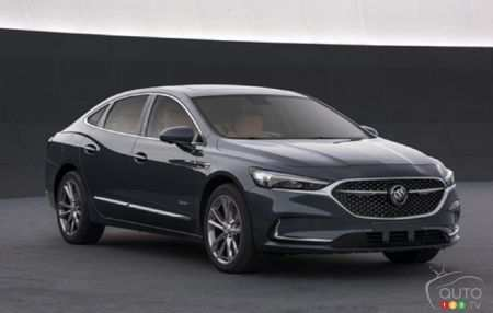 44 The New Buick 2020 Concept And Review