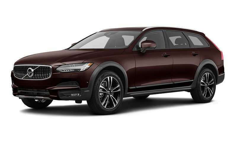 44 The New Volvo 2019 Concept