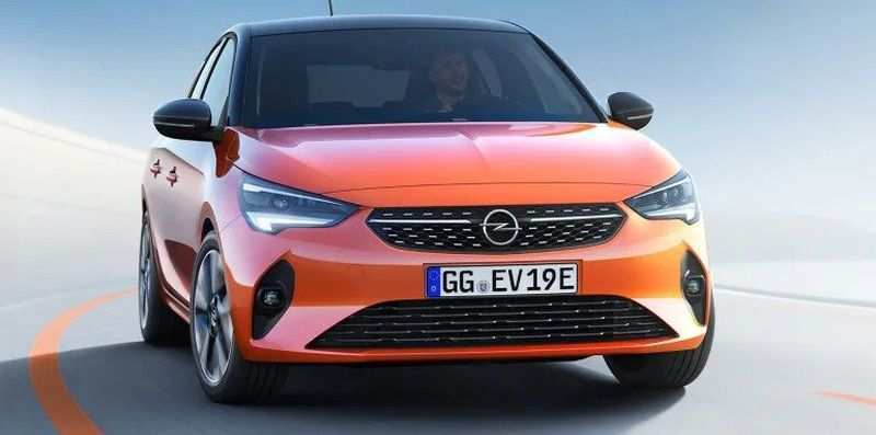 44 The Opel Corsa F 2020 New Concept