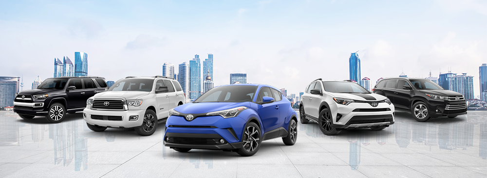 44 The Toyota 2019 Lineup Exterior And Interior