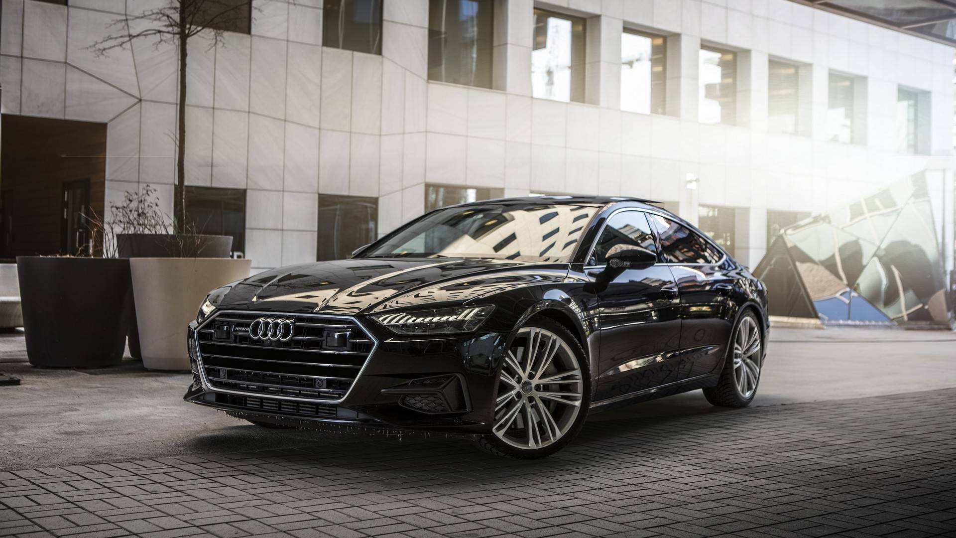 45 A 2019 All Audi A7 Engine