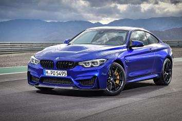 45 A 2019 BMW M4 Engine