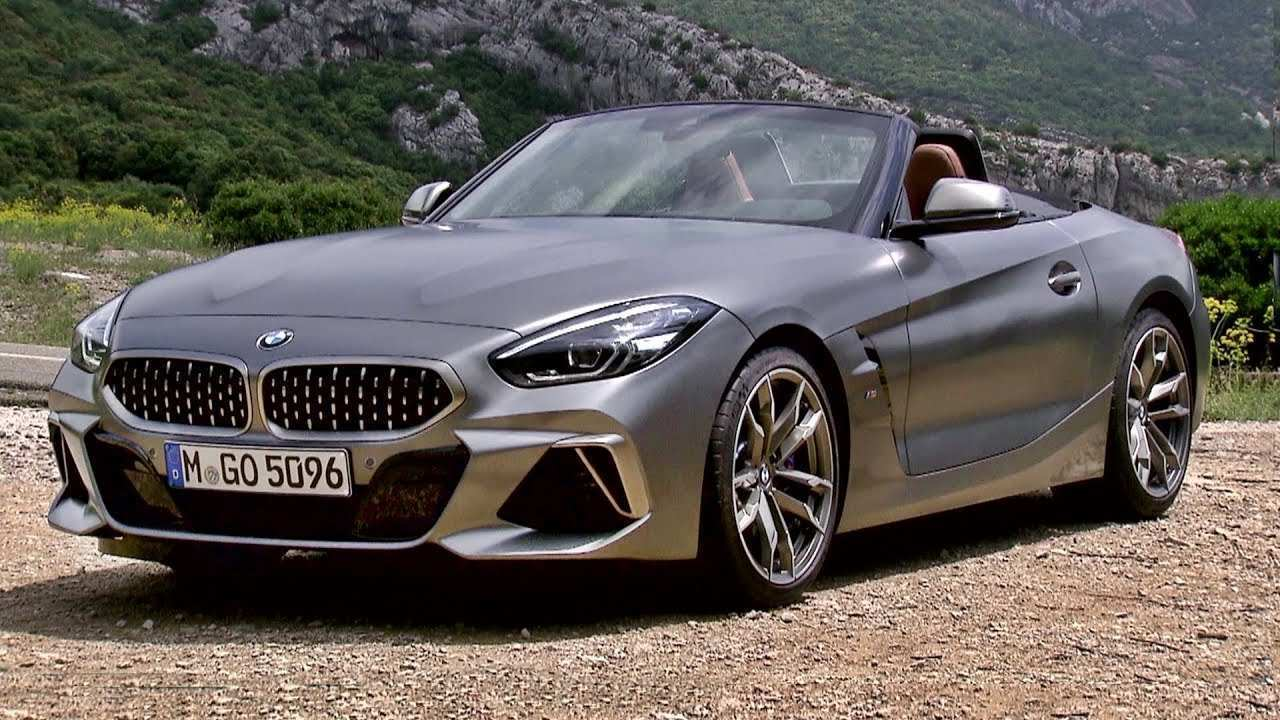 45 A 2019 BMW Z4 M Roadster Price Design And Review