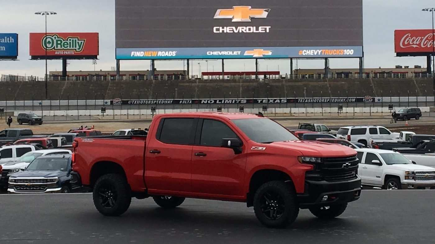 45 A 2019 Chevy Reaper Redesign