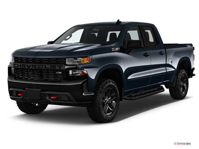 45 A 2019 Chevy Silverado 1500 Wallpaper