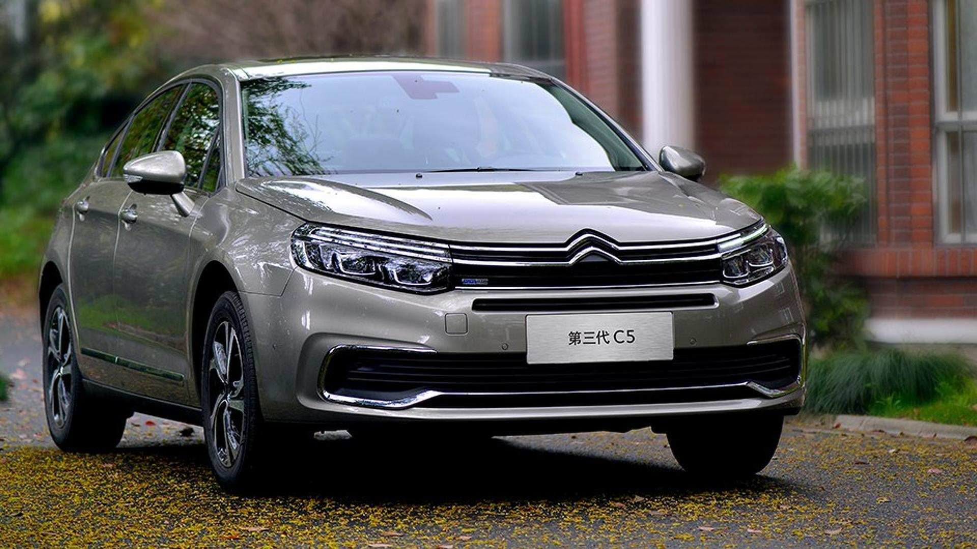 45 A 2019 Citroen C5 Reviews