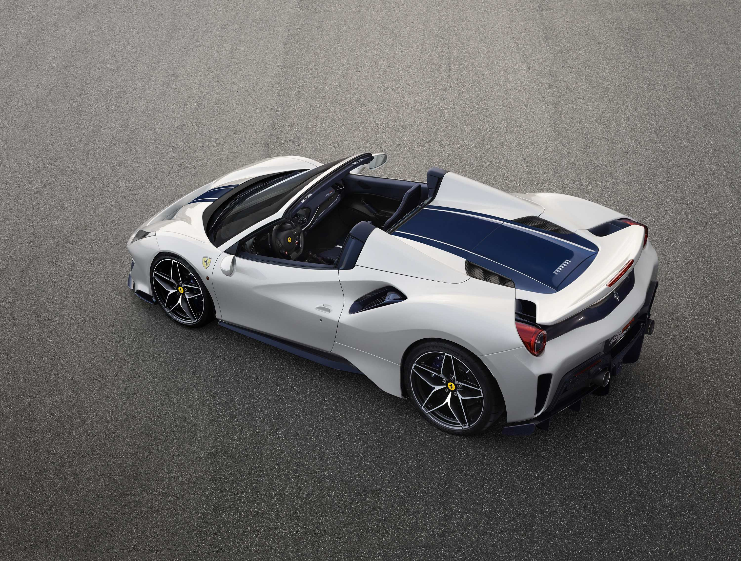 45 A 2019 Ferrari 458 Spider Research New