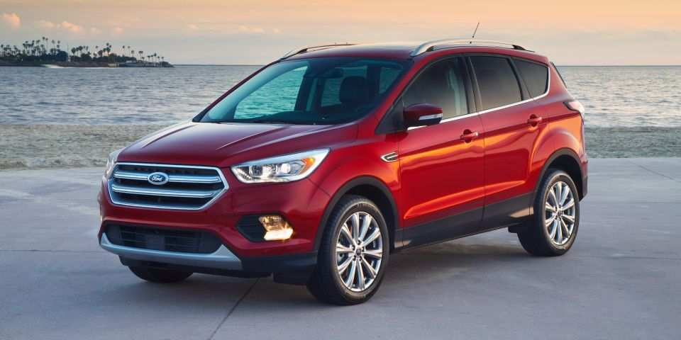 45 A 2019 Ford Escape Reviews