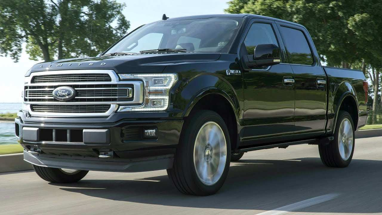 45 A 2019 Ford F100 Speed Test
