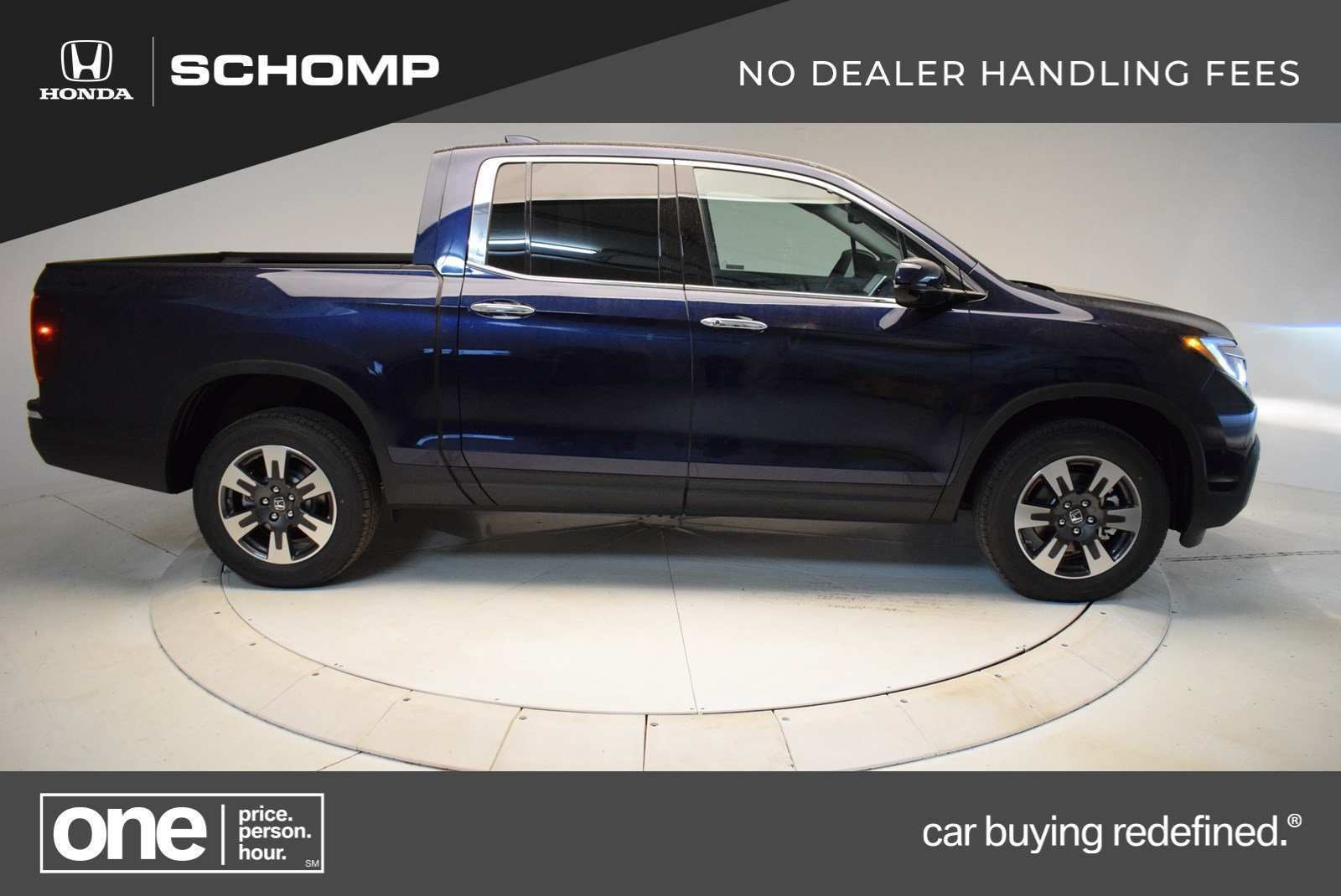 45 A 2019 Honda Ridgeline Pickup Truck New Model And Performance