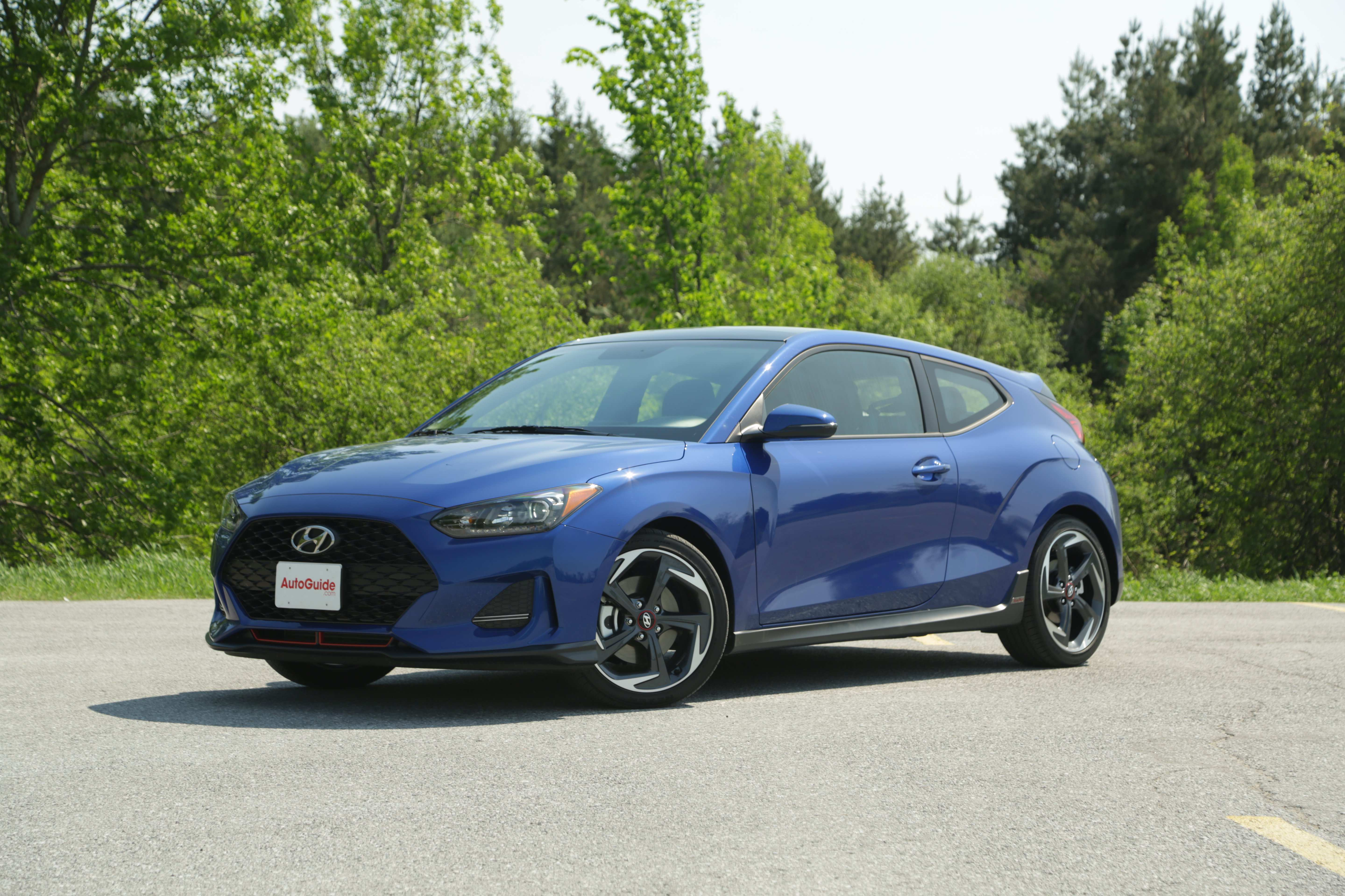 45 A 2019 Hyundai Veloster Turbo Performance And New Engine