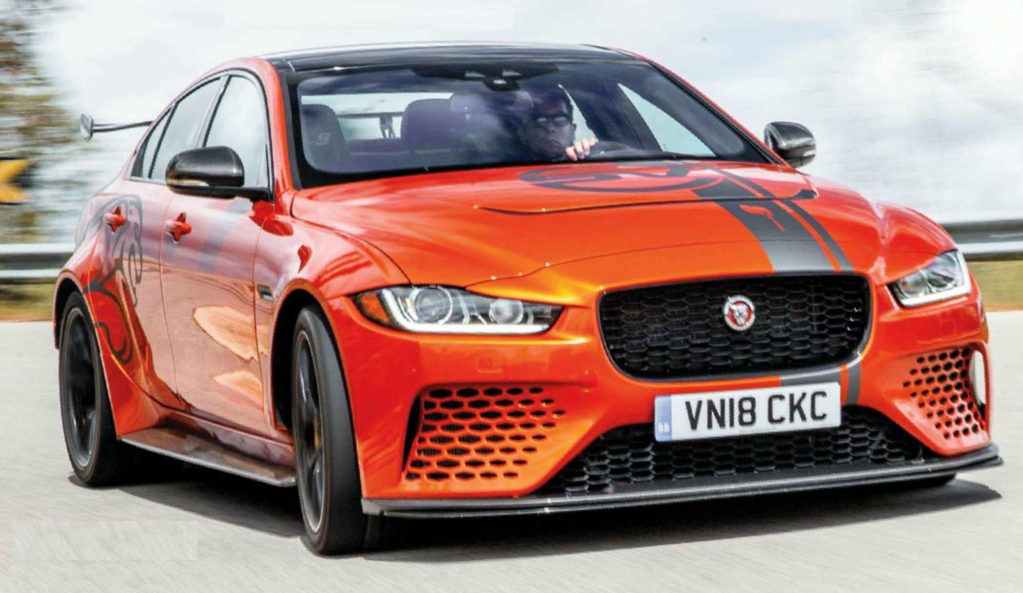 45 A 2019 Jaguar Project 8 Price