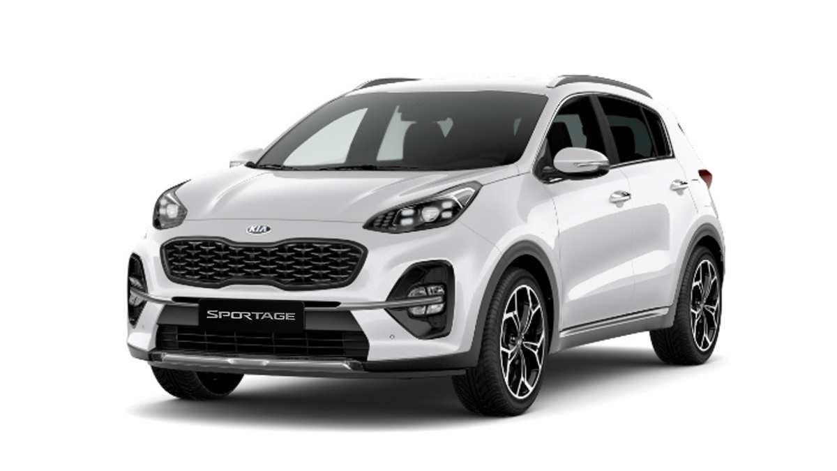 45 A 2019 Kia Sportage Price And Release Date