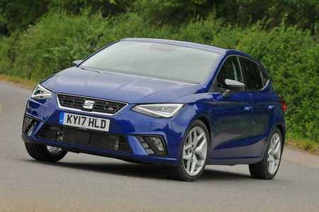45 A 2019 Seat Ibiza Release