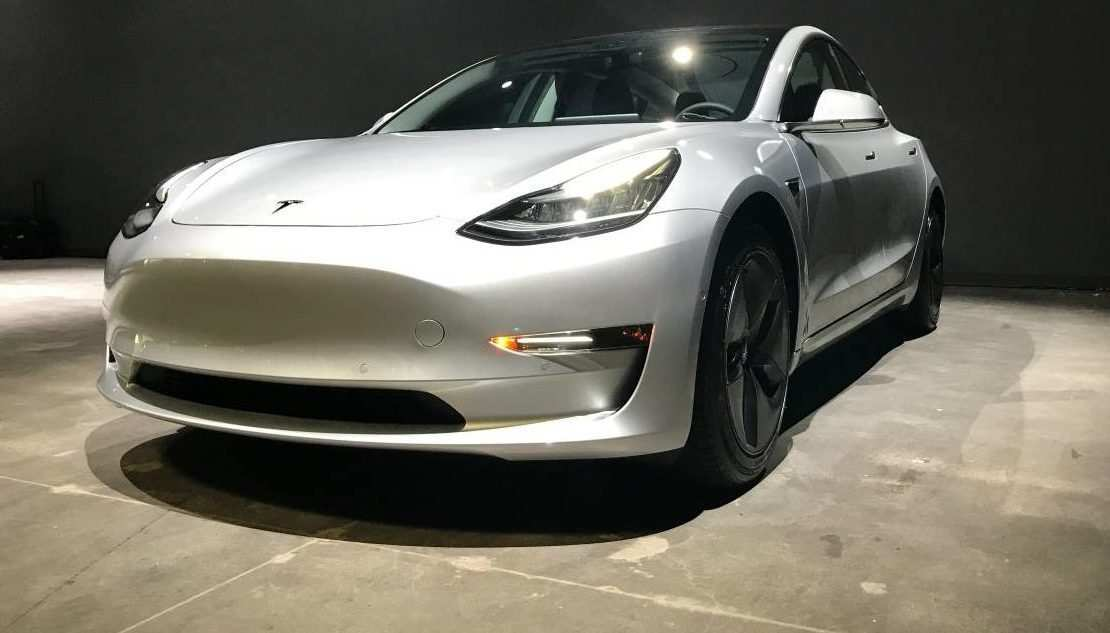 45 A 2019 Tesla 3 Review And Release Date
