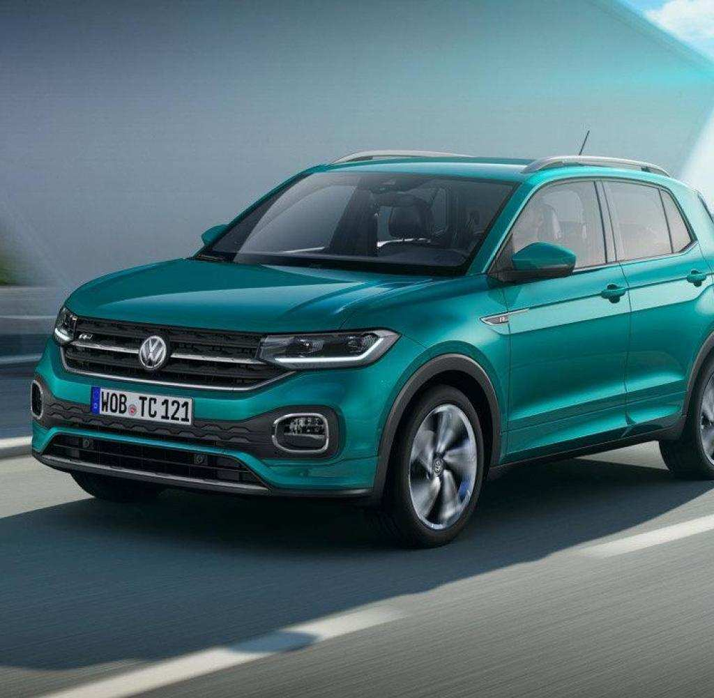 45 A 2019 Volkswagen Cross Model