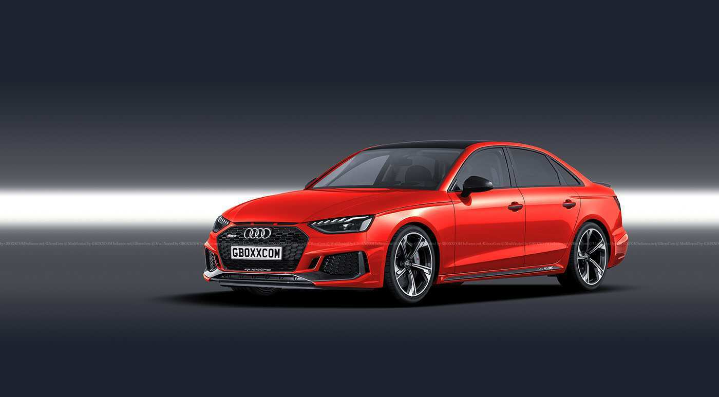 45 A 2020 Audi Rs4 Release Date
