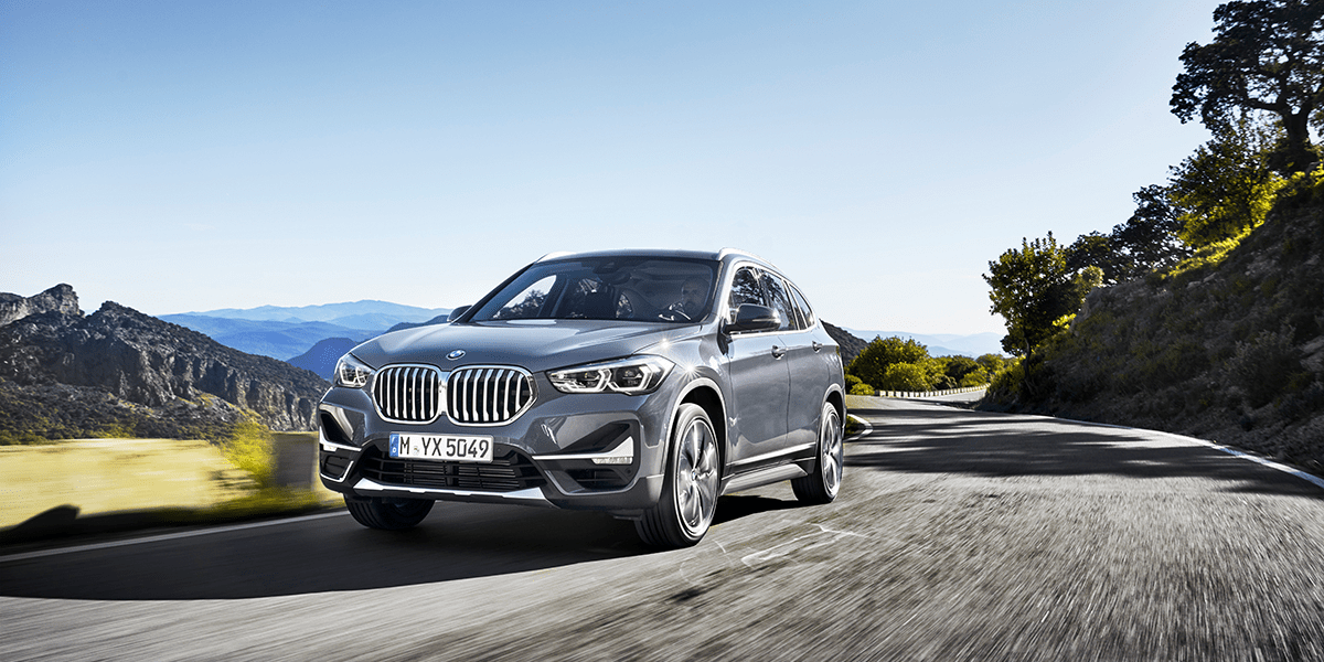 45 A 2020 BMW X1 Photos