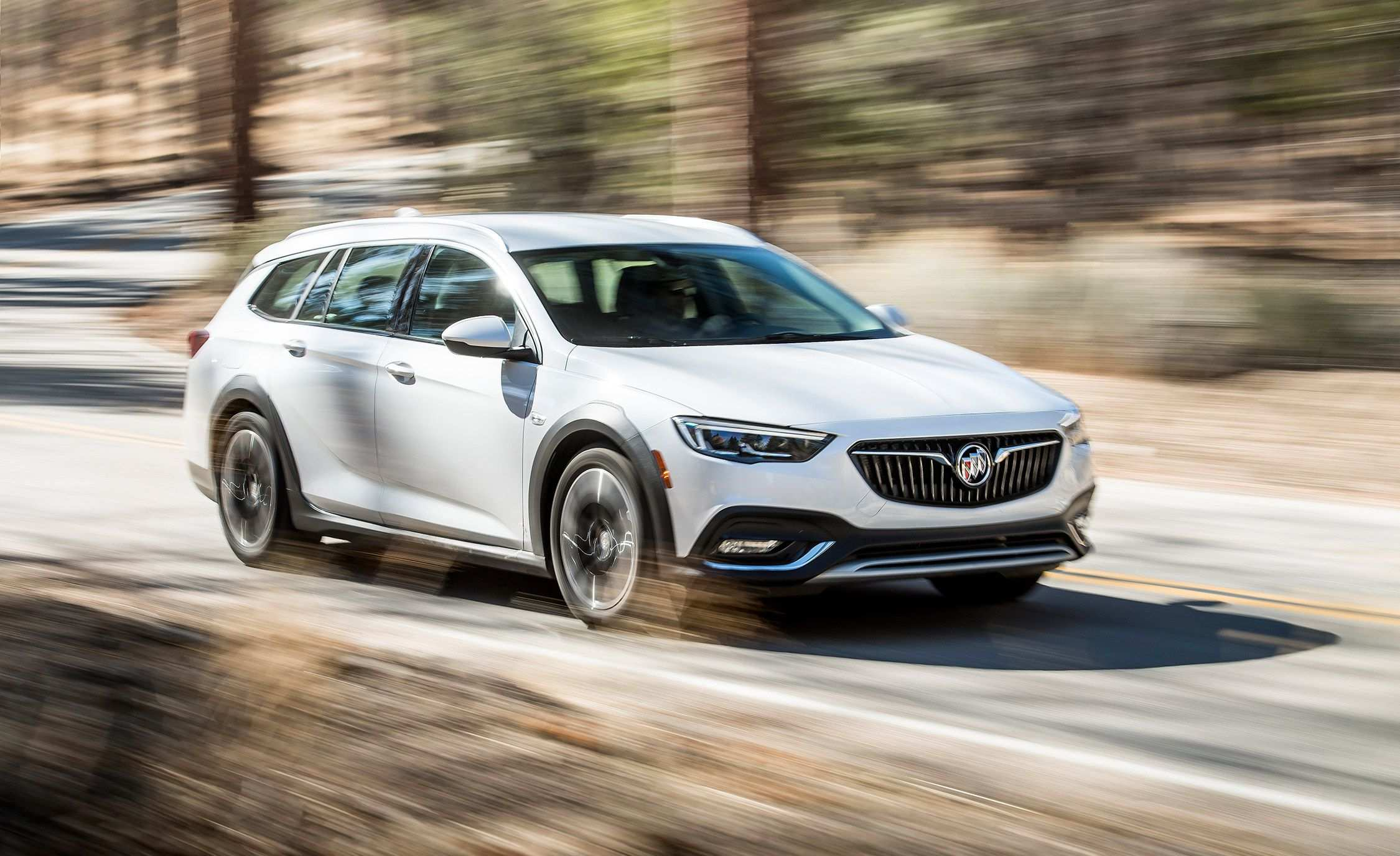 45 A 2020 Buick Regal Wagon Release Date And Concept