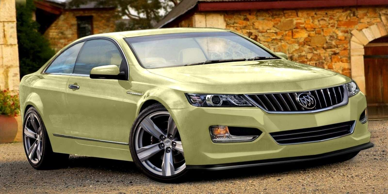 45 A 2020 Buick Riviera Release