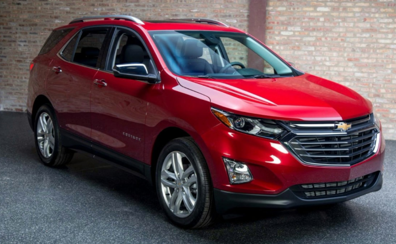 45 A 2020 Chevrolet Equinox Photos