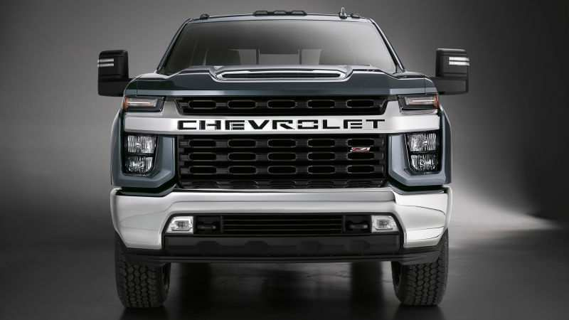 45 A 2020 Chevrolet Hd Ugly Interior