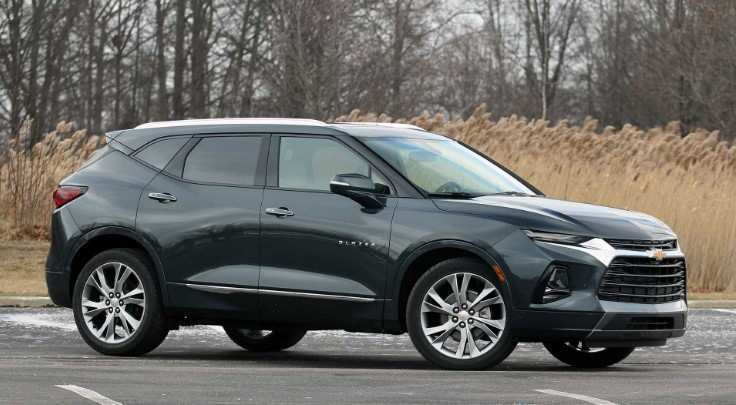 45 A 2020 Chevy Blazer Price And Review